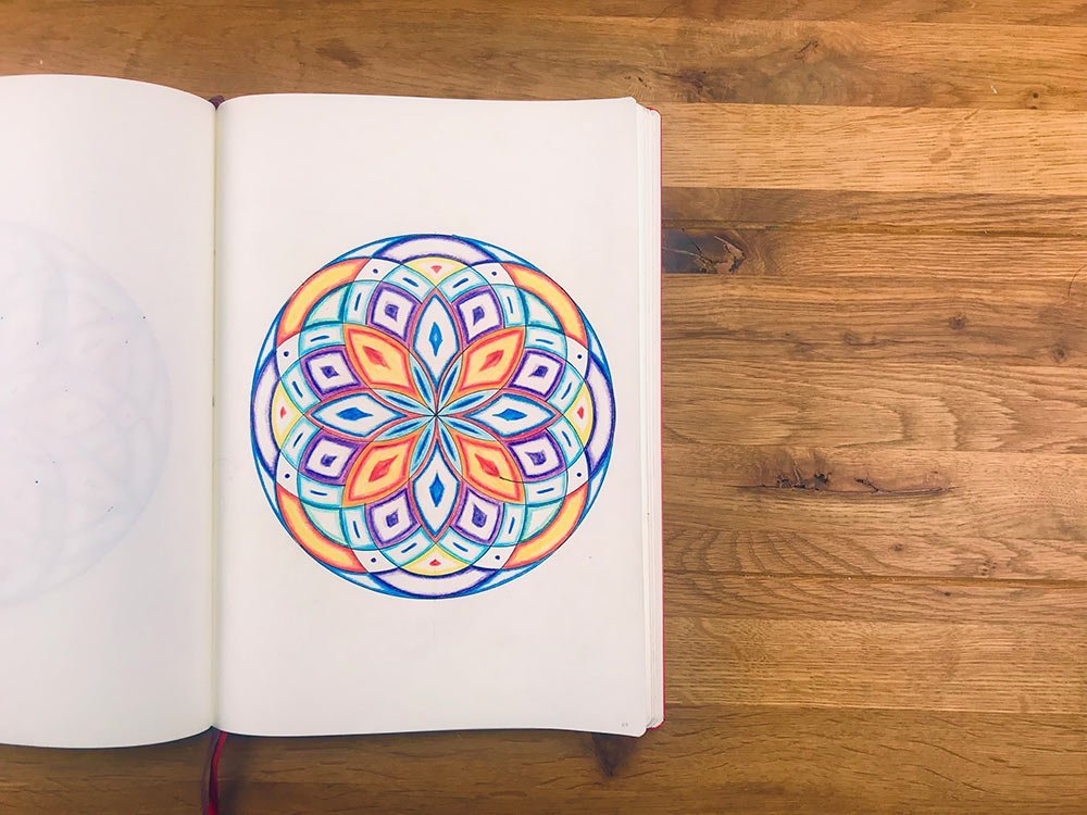 Journal 06 – How to draw OctoCircles
